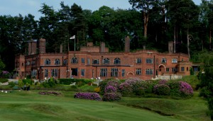 St Georges Hill Golf Clubhouse